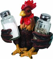 rooster canisters kitchen products amazon com handcrafted wooden