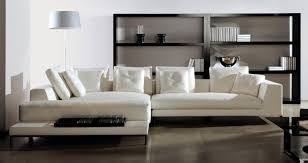 White Leather Sofa Ikea by Ikea Leather Couch U2013 Classic Appeal In Modernity Homesfeed