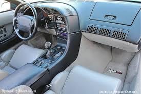 1992 corvette interior 1992 chevrolet corvette