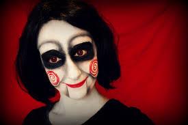 Saw Halloween Makeup by Saw Jigsaw Makeup Marnie Youtube