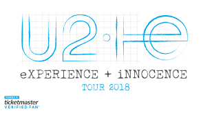 ticketmaster verified fan harry potter u2 experience innocence tour 2018 verifiedfan registration