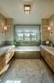 Rustic Farmhouse Bathroom - rustic farmhouse bathroom bathroom rustic with drop in sink custom