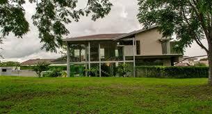 modern minimalist house in la hacienda costa rica luxury homes
