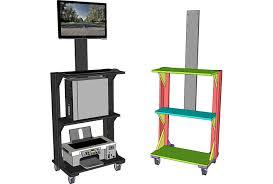 Adjustable Computer Stand For Desk Bedroom Pretty Sit Stand Adjustable Height Computer Desk Images