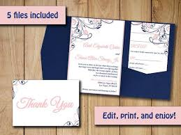 navy and blush wedding invitations 60 best navy blush wedding images on invitations etsy