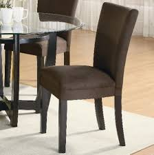 Microfiber Dining Room Chairs Articles With Microfiber Dining Chairs With Nailheads Tag