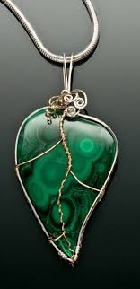 wire jewelry necklace images How to make wire jewelry like a pro free projects interweave jpg