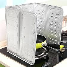 stove splash guard stove splash guard stovetop splatter guard kitchen stove splash