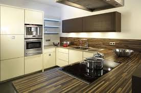 Traditional Laminate Flooring Wooden Kitchen Countertops Pros Cons Brown Wooden Laminate