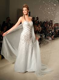 fairytale inspired wedding dresses frozen inspired wedding dress by alfred angelo revealed in