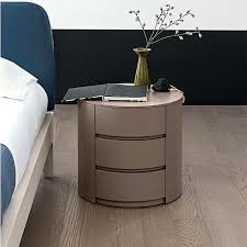 side table round bed side table bedside tables mirror target