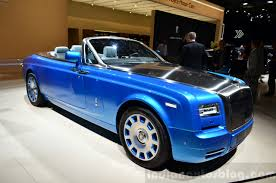 roll royce phantom drophead coupe rolls royce phantom drophead coupe waterspeed collection front