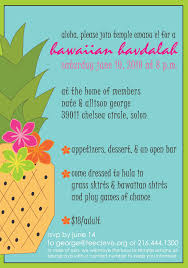 hawaiian luau party invitations printable features party dress