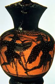 Aphrodite Vase 308 Early Greek Comedy And Satyr Plays Classical Drama And Theatre