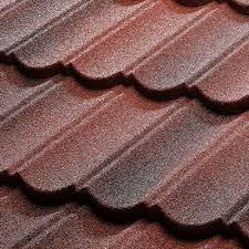 Lightweight Roof Tiles Decra Classic Pantile Metal Lightweight Roofing Tile Brindle