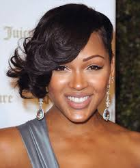 shortcut for black hair meagan good inspired shortcut featuring sophia love yourself love
