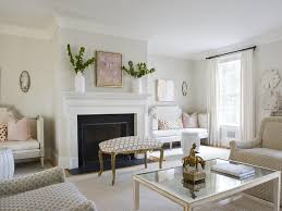awesome beautiful living rooms living room pouf white brick wall