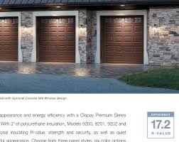 Overhead Door Anchorage Energy Efficient Garage Doors Greenbuildingadvisor