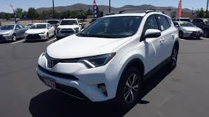 used certified 2017 toyota rav4 xle awd suv carson city nv