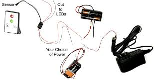 control or dim your leds wire switch more