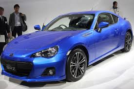 subaru brz gt300 body kit 2011 tokyo motor show live pictures of the subaru brz production