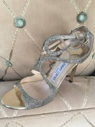 wedding shoes jimmy choo jimmy choo wedding shoes up to 70 at tradesy