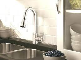stainless steel pull kitchen faucet moen banbury kitchen faucet shn me