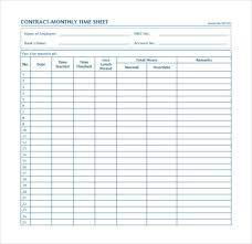 timesheet calculator work hours sheet template time card employee