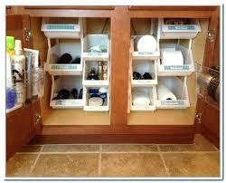 Bathroom Sink Storage Solutions Bathroom Sink Organizer Storage Solutions Vanity View Larger