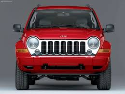 red jeep liberty jeep liberty crd limited 2005 picture 1 of 11