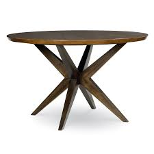 Modern Round Dining Table by Legacy Kateri Round Pedestal Dining Table Hayneedle