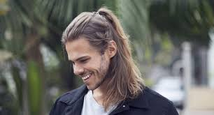 types of ponytails for men 15 ponytail hairstyles for men to look smart and stylish haircuts