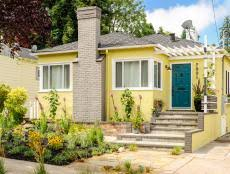 Simple Curb Appeal - 10 curb appeal tips from the pros hgtv