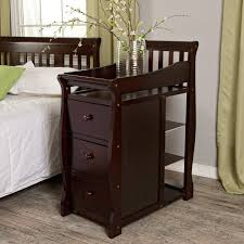 Convertible Cribs With Drawers by Convertible Crib With Changing Table Attached Decoration