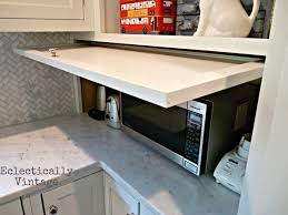 kitchen cabinets in garage a great idea for appliance garage hometalk