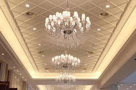 Chinese Chandeliers Grand Luxurious Hotel Hall Stock Photo Image 39757364