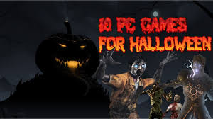 halloween games com 10 pc games for halloween youtube