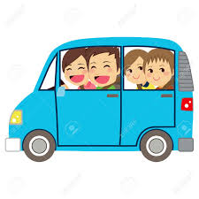 cartoon convertible car blue car clipart person clipart pencil and in color blue car