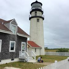 5 classic cape cod lighthouses see before they are in the sea