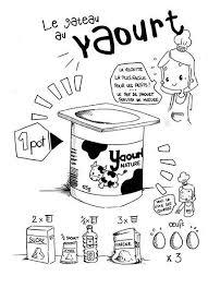 recette de cuisine gateau au yaourt les 17 meilleures images du tableau cuisine avec les enfants sur