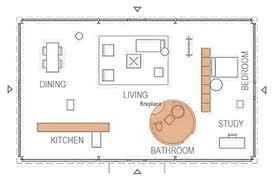 floor plan photos philip johnson s glass house interior floor plan study com