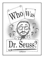 dr seuss theme unit printables worksheets