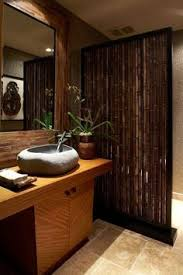 oriental bathroom ideas bathroom featuring african tribal art and patterned mudcloth