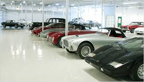 Barn Full Of Classic Cars Five Of The Top Collector U0027s Car Garages General Steel