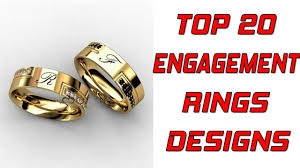 gold wedding ring designs top 20 gold engagement ring designs for men gold wedding rings