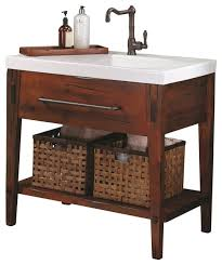 Bathroom Vanities Portland Oregon Ronbow Portland Solid Wood 36