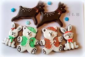 my little bakery christmas cookies