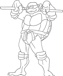 teenage mutant ninja turtles coloring page u2014 allmadecine weddings