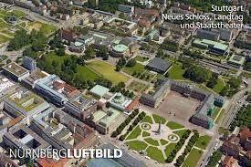 Neues Schloss Baden Baden Stuttgart Neues Schloss Landtag Und Staatstheater Luftbild