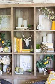 Decorating Bookshelves Ideas by 297 Best How To Decorate Series Images On Pinterest Projects